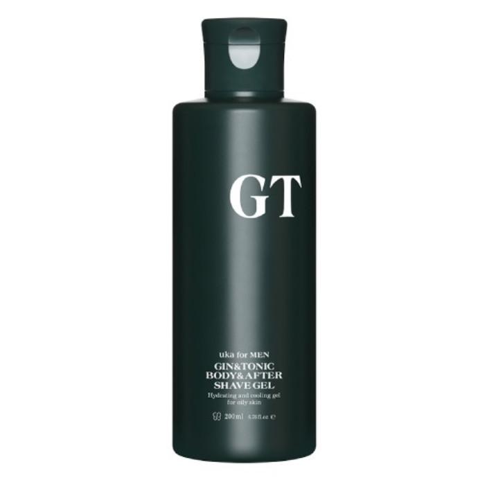 uka for MEN GT body&after shave gel