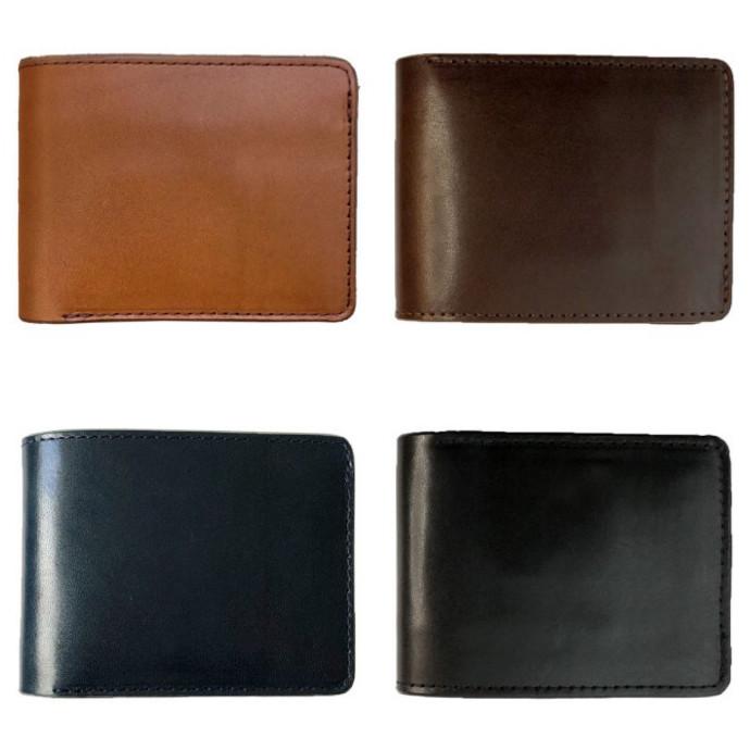 【calm 2つ折り財布】藤沢のレザーショップ