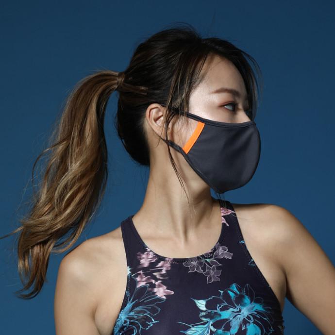 スポーツ・ヨガ・フィットネスに最適マスク!