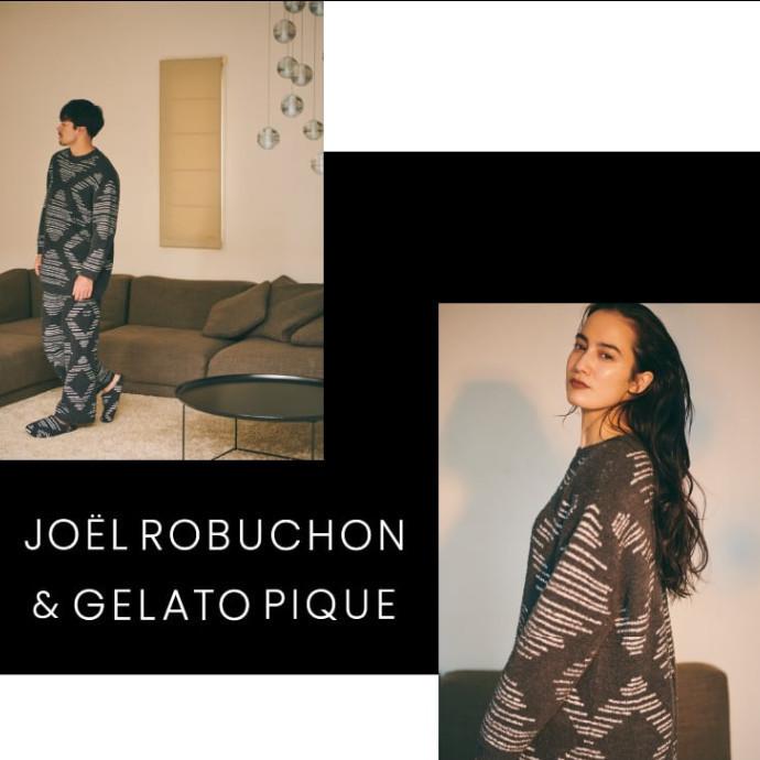 NEW❤【Joel Robuchon & gelato pique】