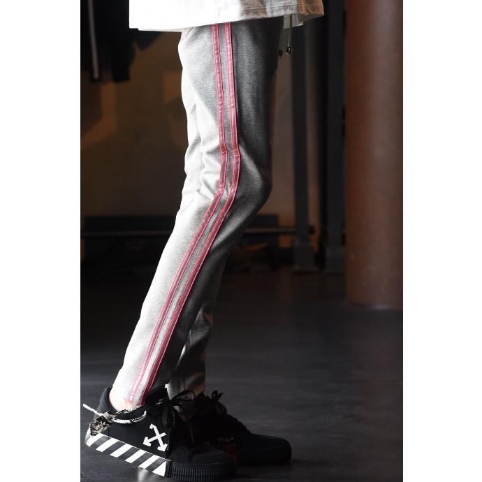 RESOUND CLOTHING (リサウンドクロージング) 大人気のびのびジャージラインパンツ