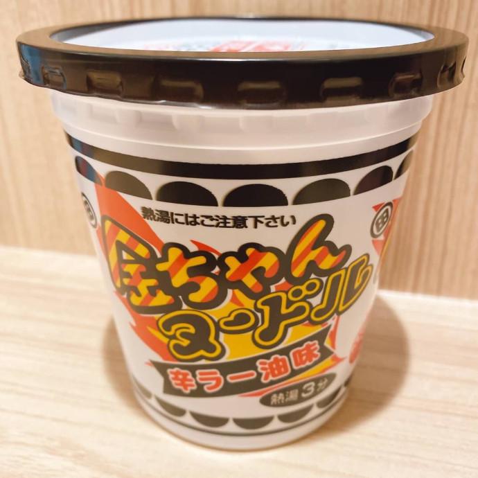 金ちゃんヌードル 辛ラー油味