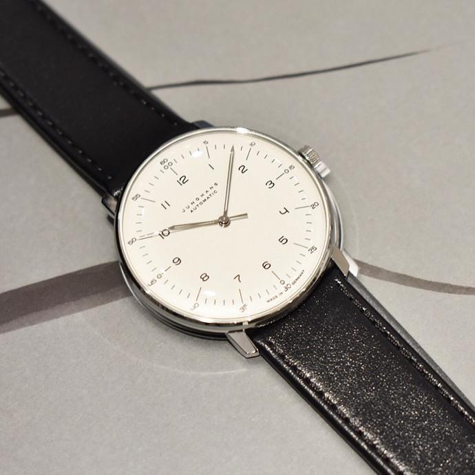 ユンハンス シンプルで美しい機械式時計