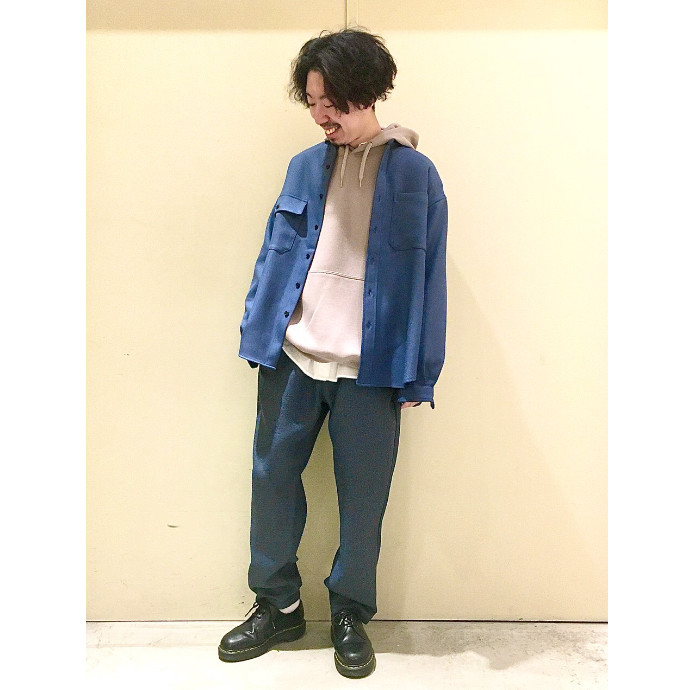 メンズ【スタイリング紹介】