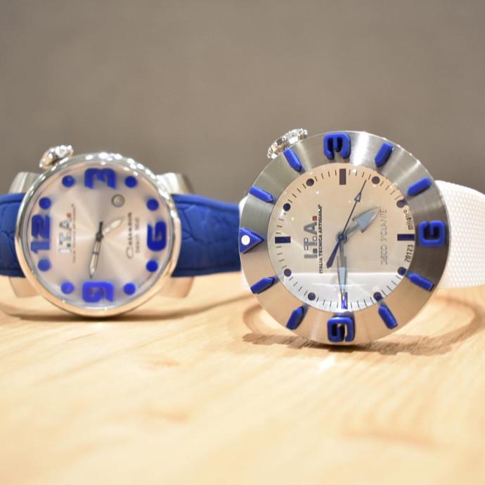 I.T.A イタリアの腕時計✨