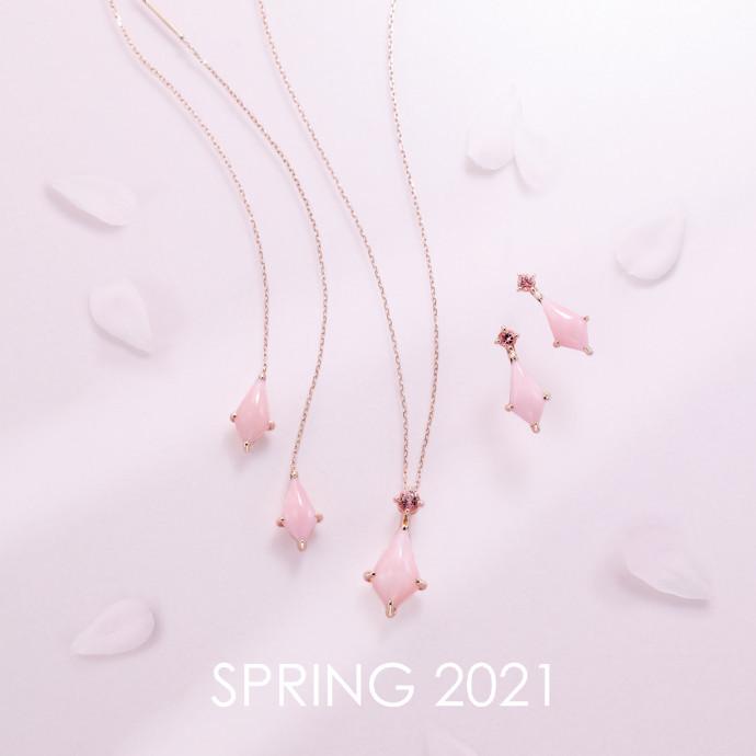 春の新作が入荷☆