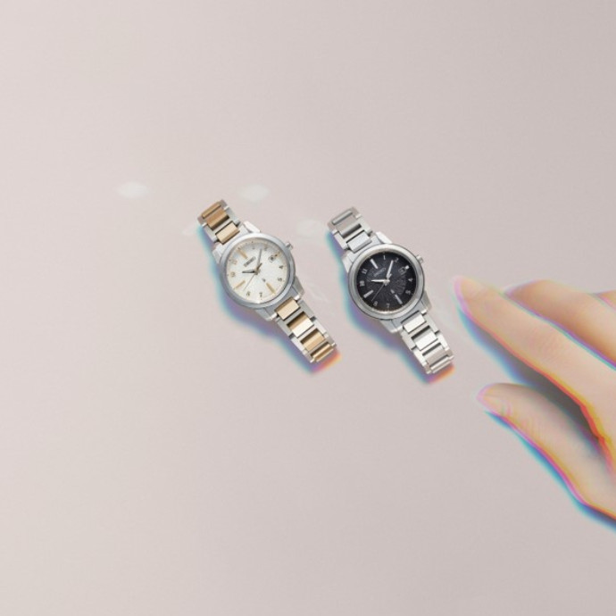 LUKIA新作時計