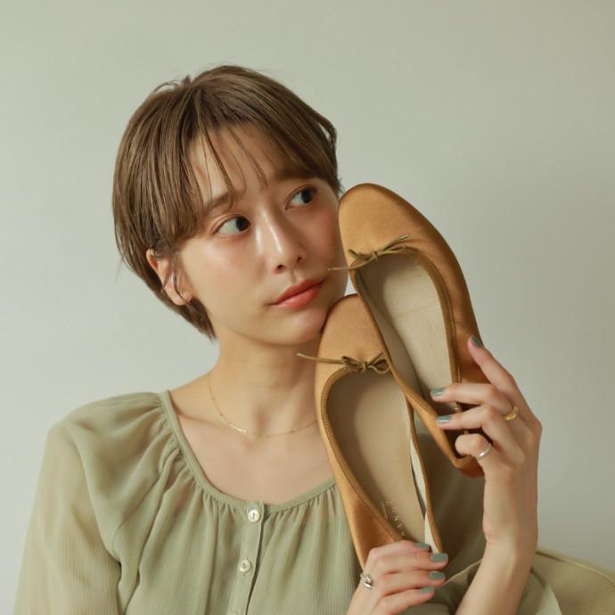 石田一帆さんとのコラボシューズ発売!