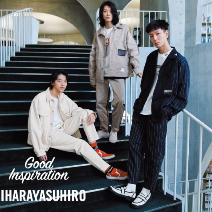 「MIHARAYASUHIRO」と初のコラボレーションが実現。 「GU×MIHARAYASUHIRO」が発売!2021年3月5日 (金)より販売開始
