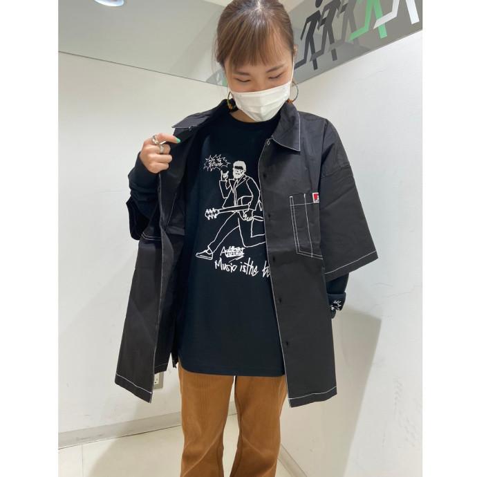 """ロングTシャツ✖️半袖シャツ【最強説】(*。>∀<)9"""""""