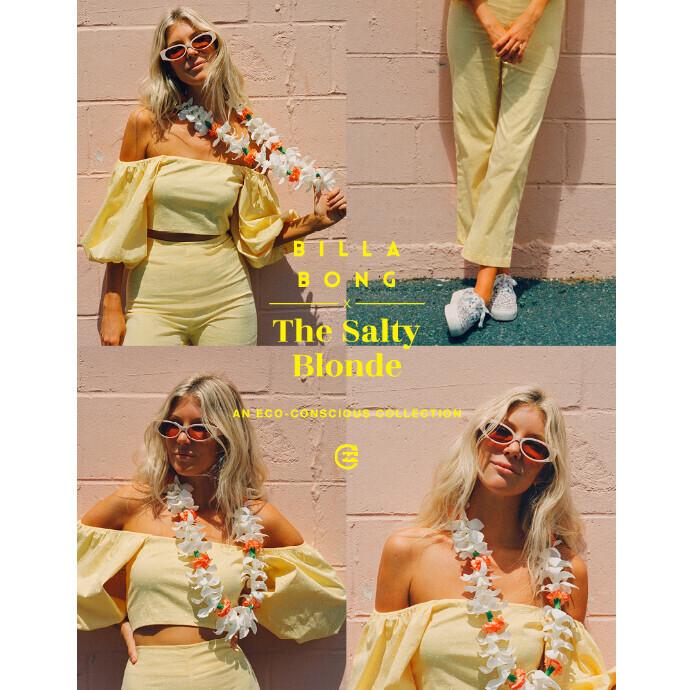 BILLABONG 【The Salty Blonde】