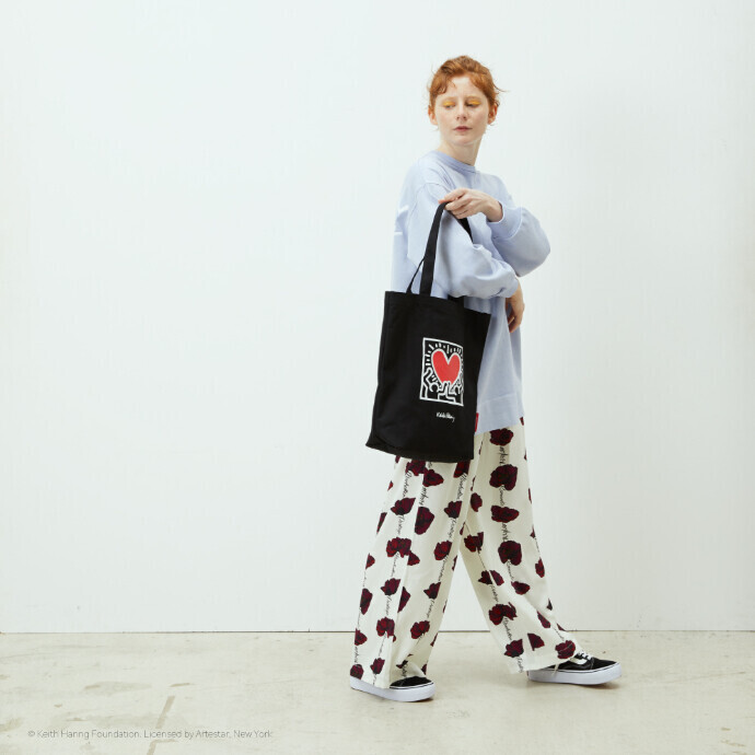 Manhattan Portage × Keith Haring