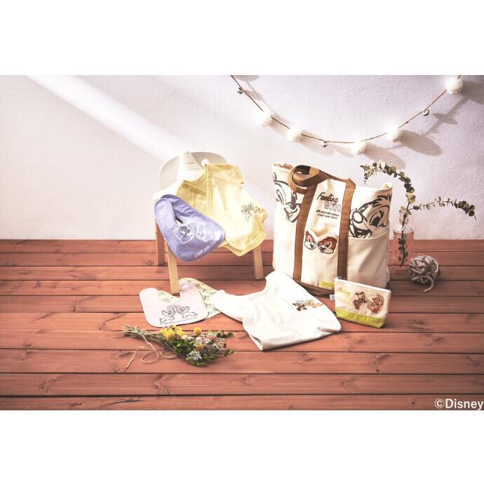 「FOOD TEXTILE」とディズニーストアによる初の共同企画商品が4月6日(火)より一部店舗で順次発売!