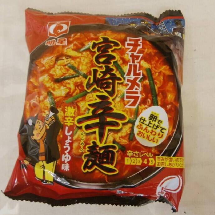 チャルメラ 宮崎辛麺