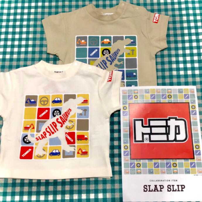 SLAP SLIPコラボアイテム登場❣️