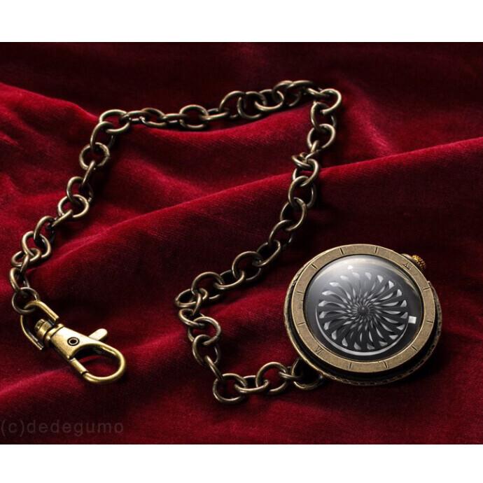【懐中時計】手作り腕時計/手巻き&自動機械式時計