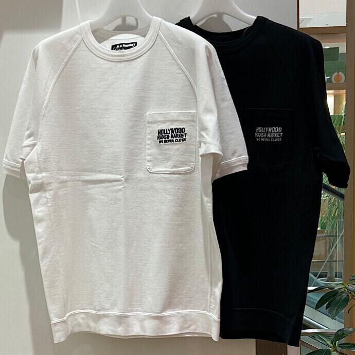 HRM☆オールドタイムロゴ ショートスリーブTシャツ