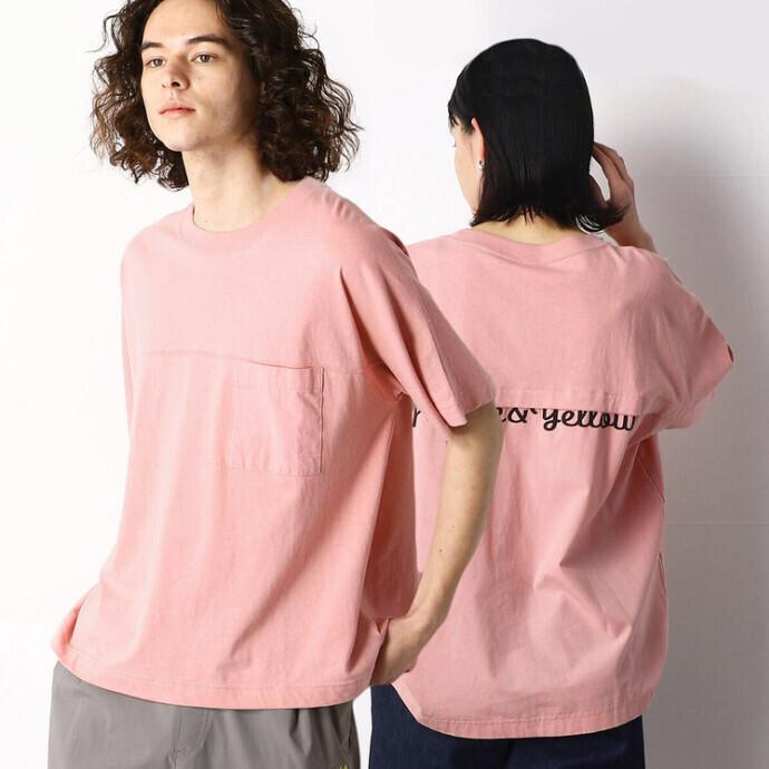 店頭人気1位!背中に技あり、バックロゴTシャツ!