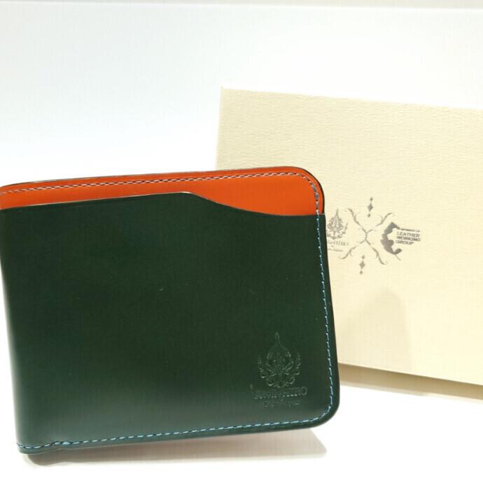 Atelier HIRO、LWGシリーズの純札入れ