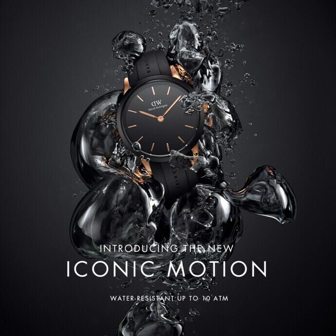 梅雨・雨の日特集 ICONIC MOTION