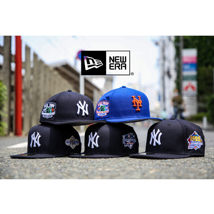 NEW ERA 59 FIFTY SIDE PATCH SERIES