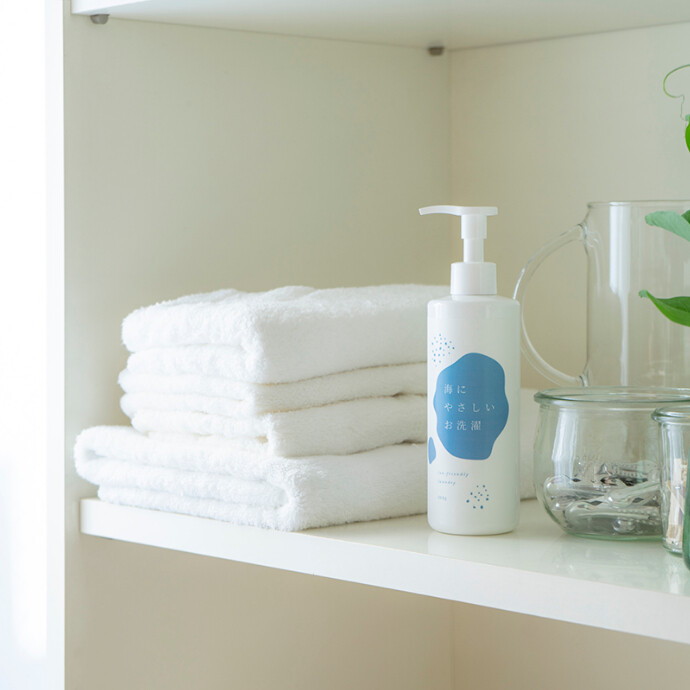 新商品「海にやさしいお洗濯」