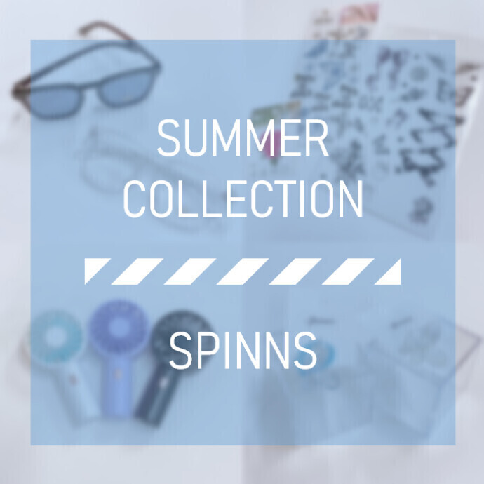 SUMMER COLLECTION -SPINNS-