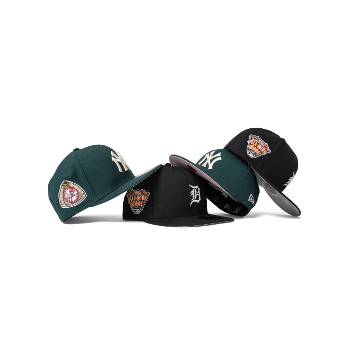 NEW ERA 59FIFTY CUSTOMIZED COLLECTION