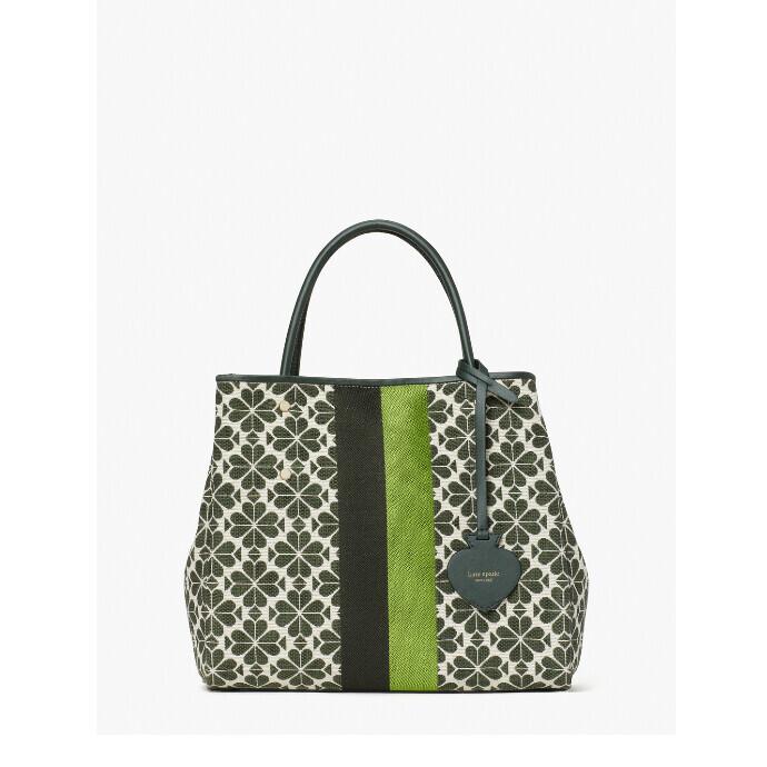 人気の spade flower jacquard バッグに新色のご案内