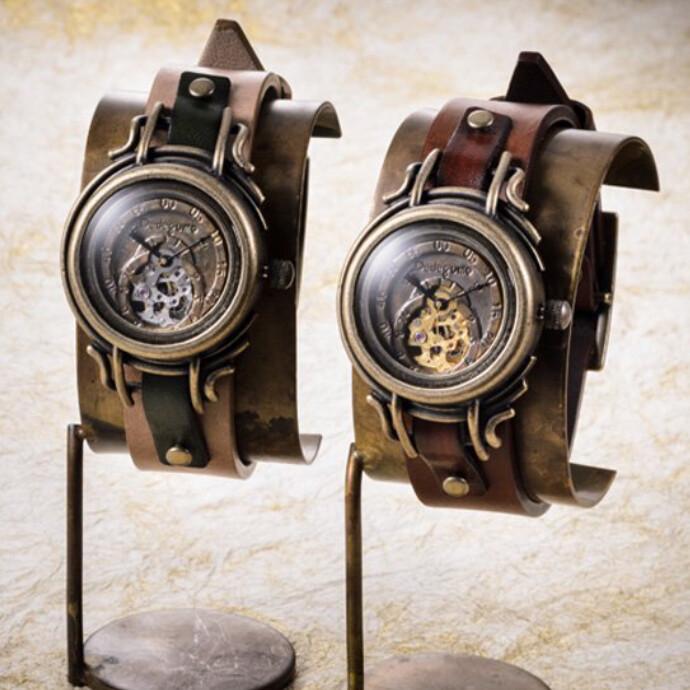 宇宙羅針盤  手作り腕時計/手巻き&自動機械式時計