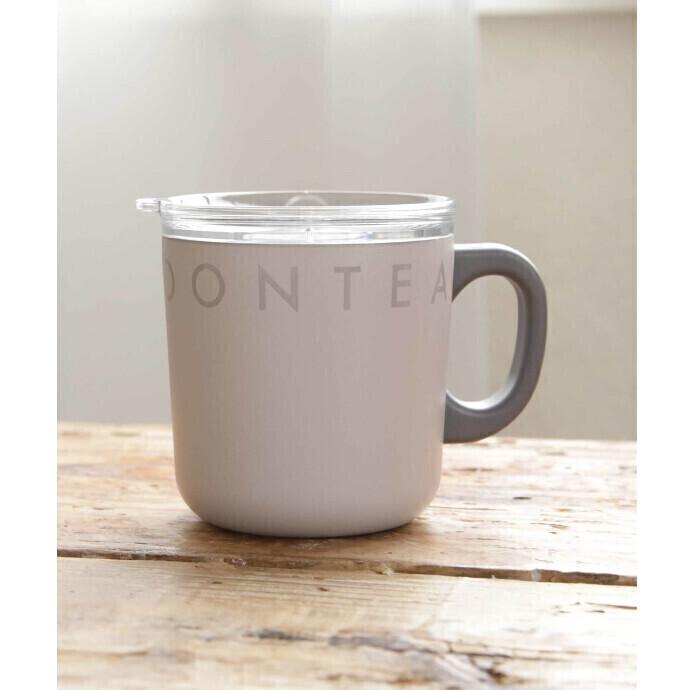 フタ付きステンレスマグカップ