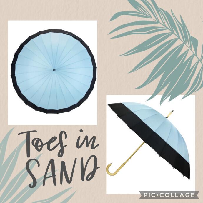 爽やかな長傘のご紹介