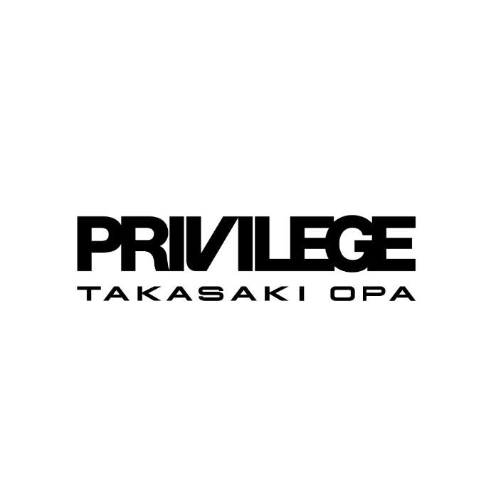 PRIVILEGE TAKASAKI OPA店インスタ開設‼
