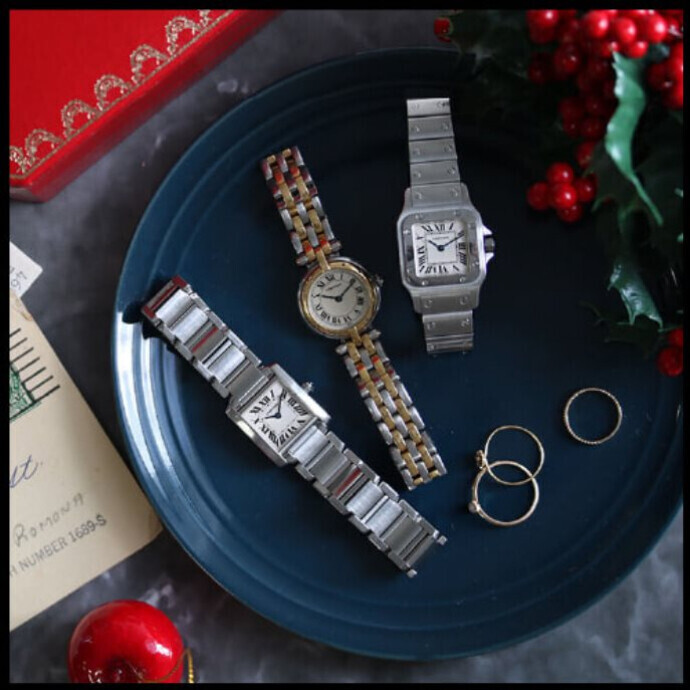 ~Timeless watches フェア~