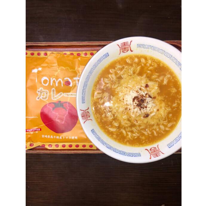 TOMATO カレー麺