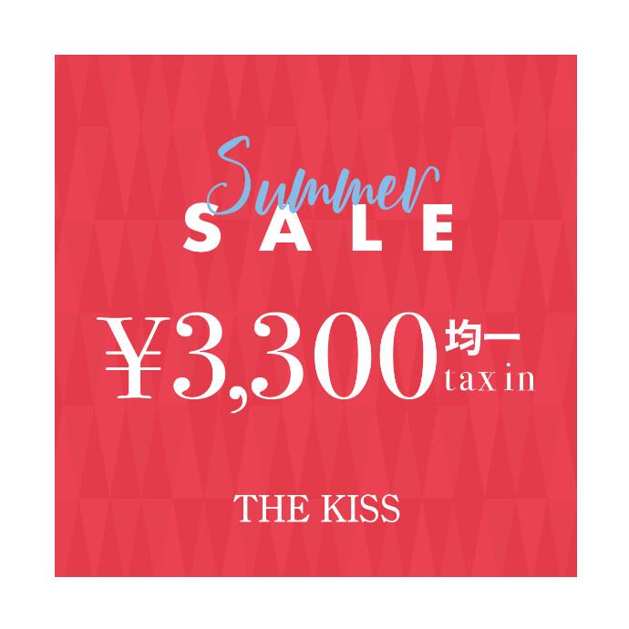 Summer SALE 「1点 ¥3,300(税込)均一」開催!