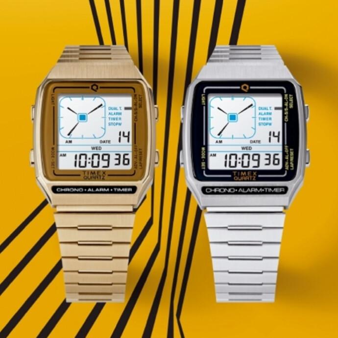 ~Q TIMEX Reissue Digital LCA~80年代デジアナ復刻モデルが登場!
