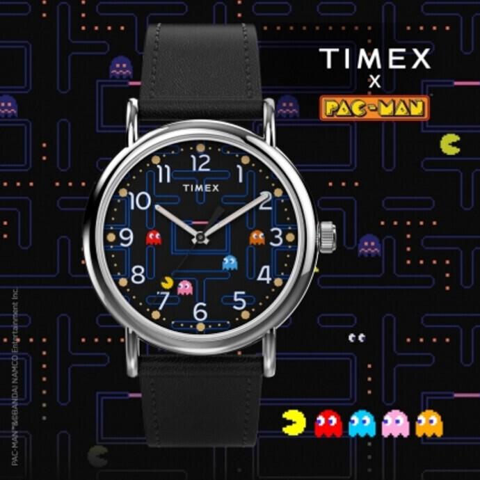 ~TIMEX~『パックマン』コラボモデル発売開始!
