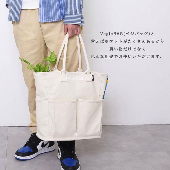 new arrival 帆布バッグ