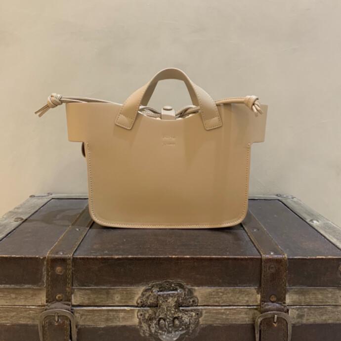 Scoop Backet Bag