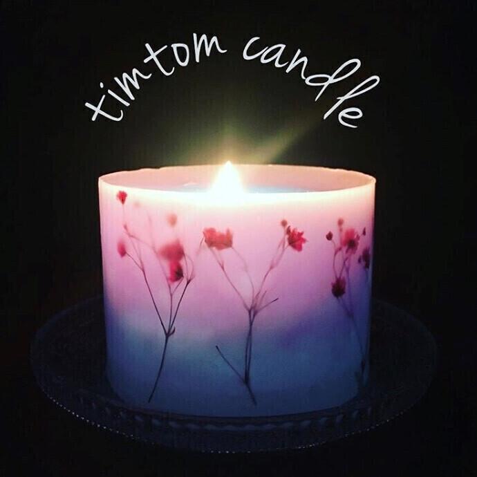【無心になりたい】timtom candle【そんな時に】