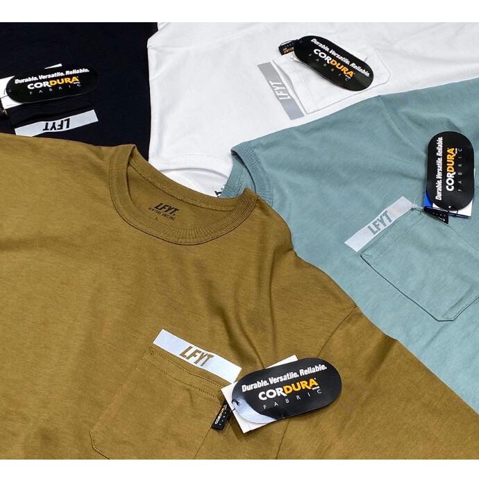 ミリタリーをイメージしたシンプルかつタフなロングスリーブTシャツ!!