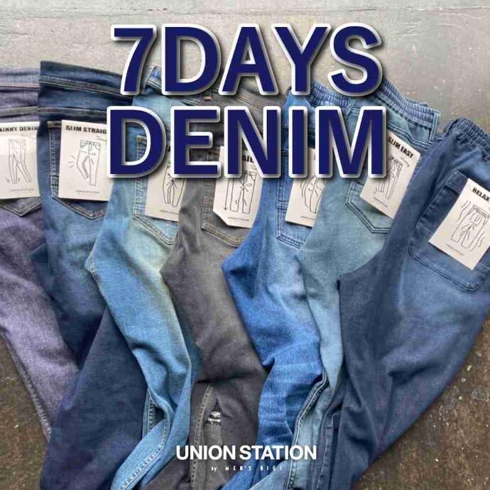 7DAYS DENIM