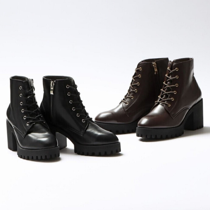 【NUOVO】 TN LACEUP BT 8