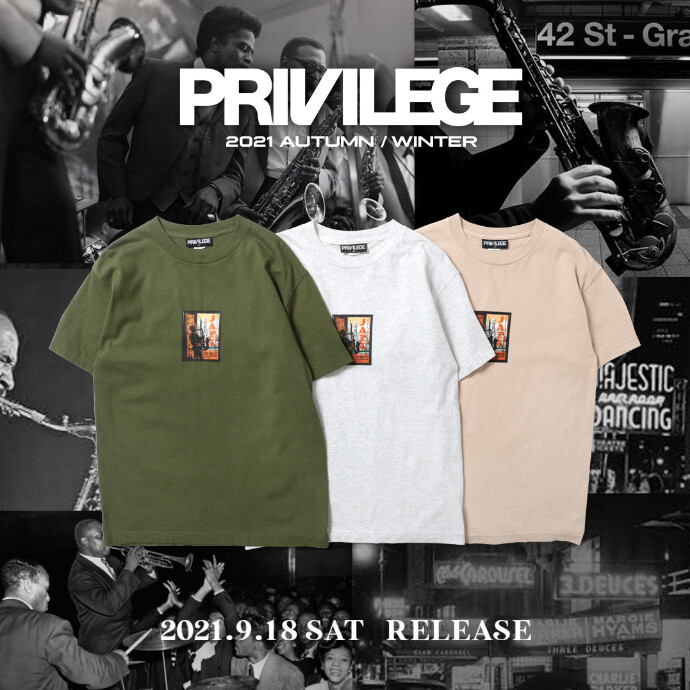 PRIVILEGE 21AW AUTUMN / WINTER -2nd Delivery‼️
