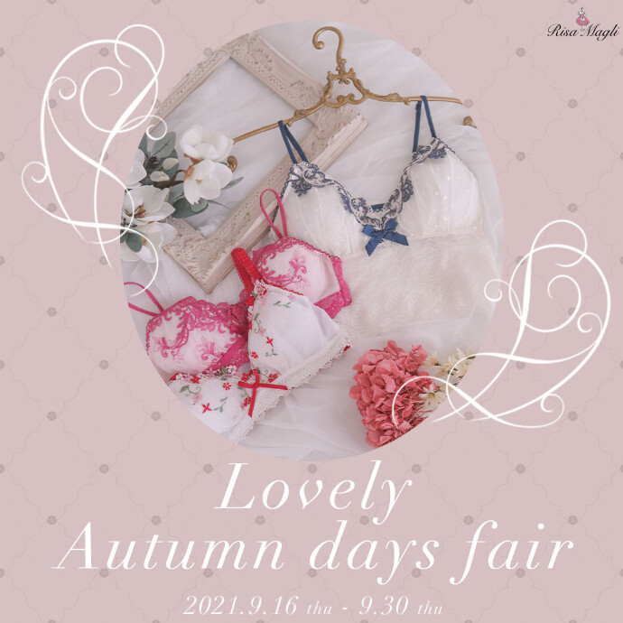 ♡Lovely Autumn days Fair♡