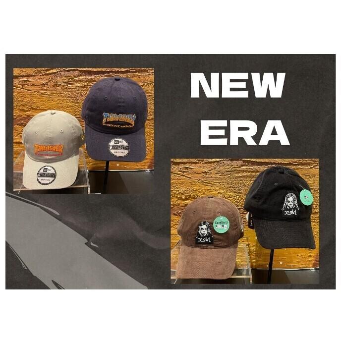 NEW ERA 新商品入荷!