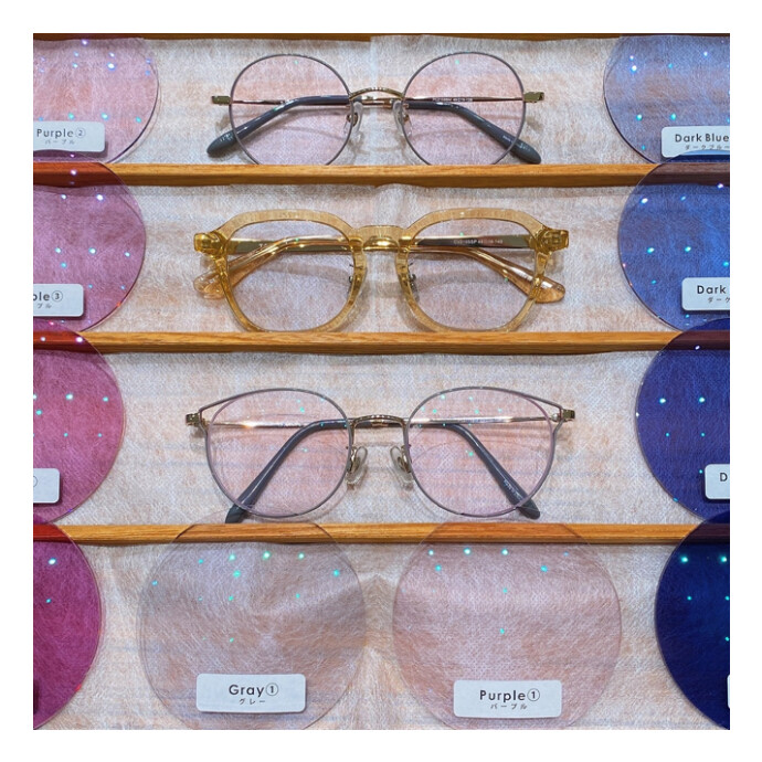 オリジナル眼鏡💐