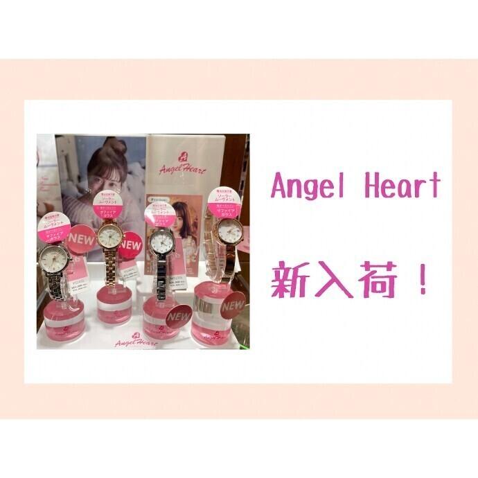 Angel Heart  新商品!