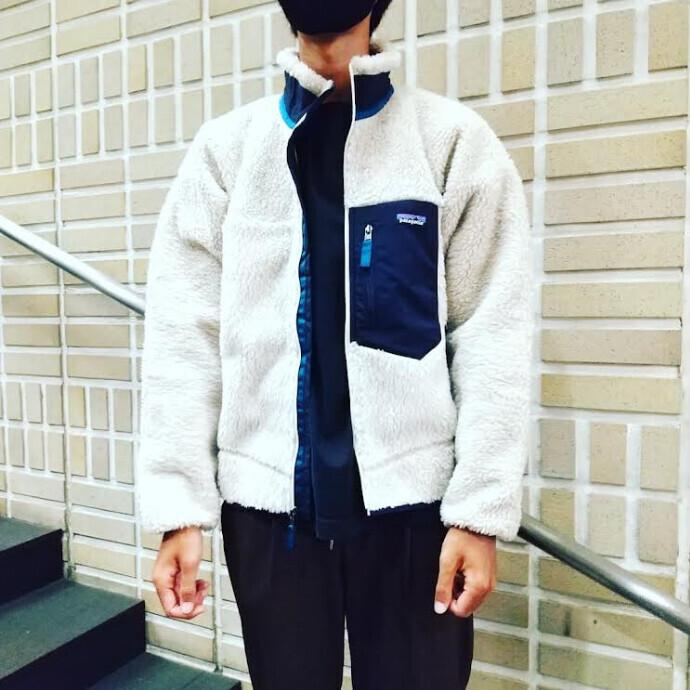 パタゴニア メンズ クラッシック レトロX ジャケット発売